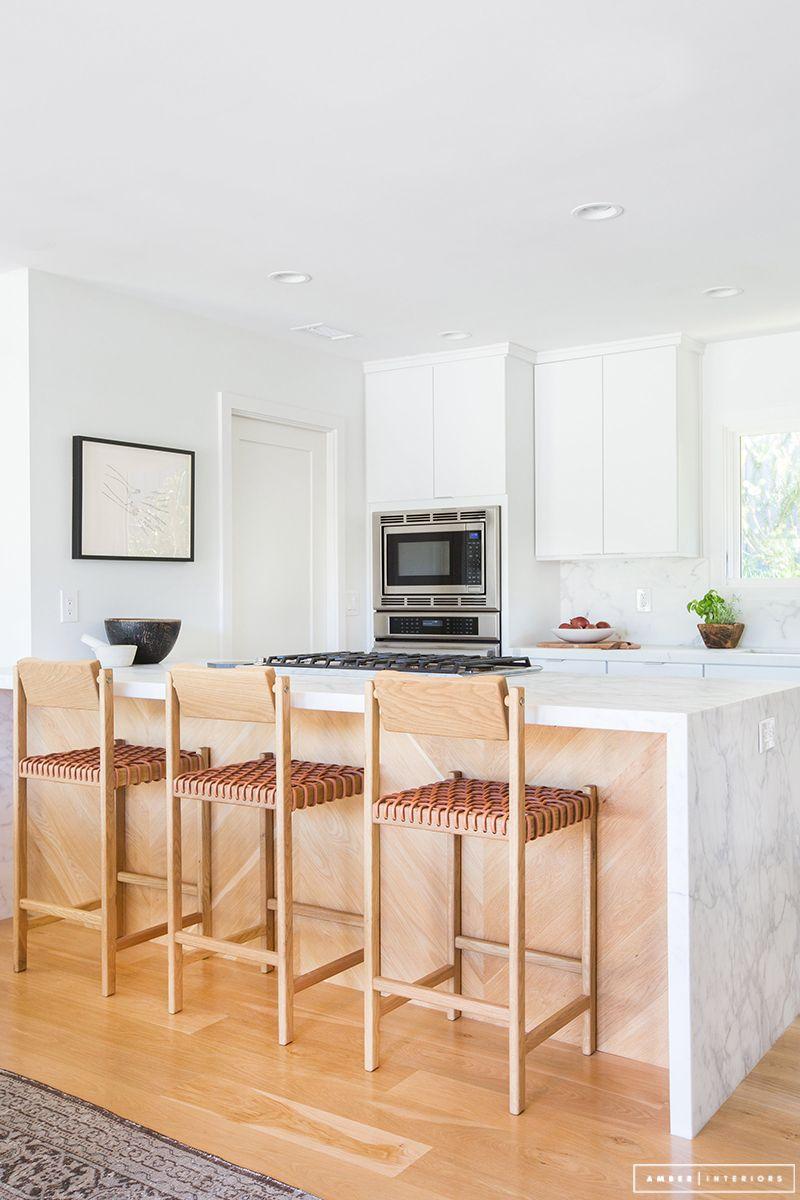 Best A Minimalist Mid Century Home Tour Eclectic Kitchen Mid 400 x 300