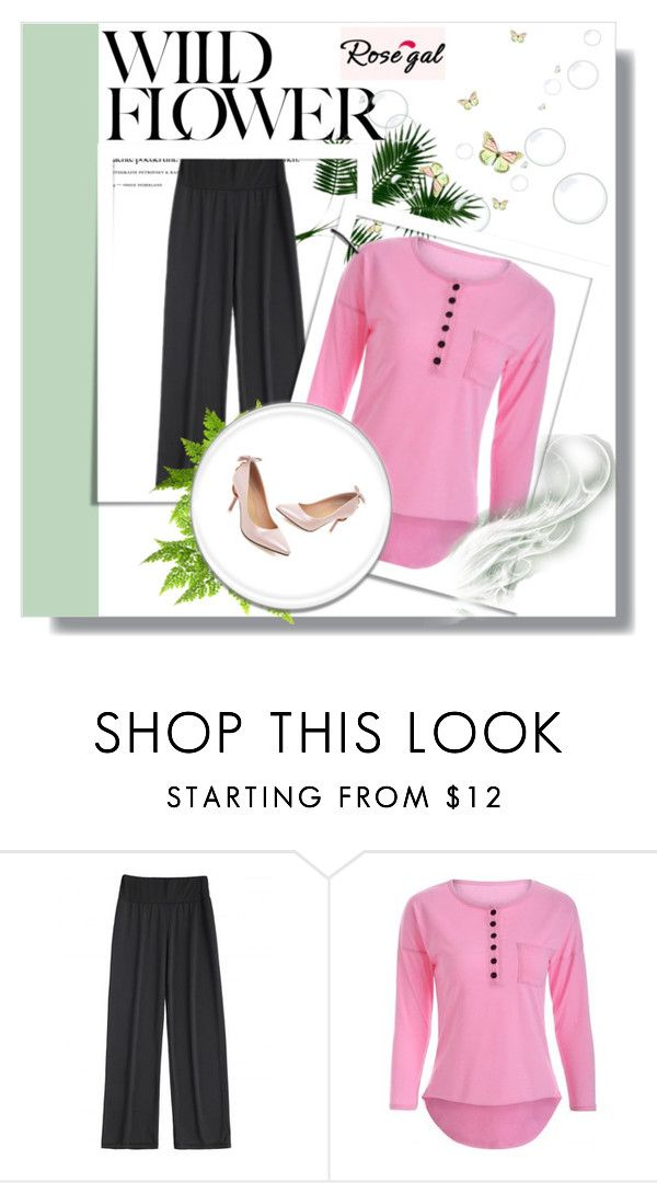 """Rosegal 8"" by selmaaaa-1 ❤ liked on Polyvore"