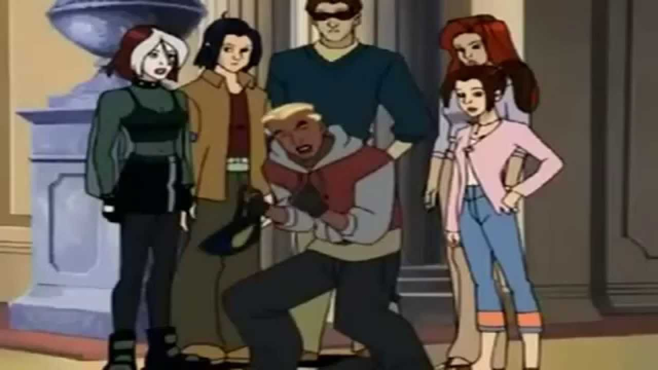 Cartoon X Men Evolution Season 2 Episodes 5 6 7 8