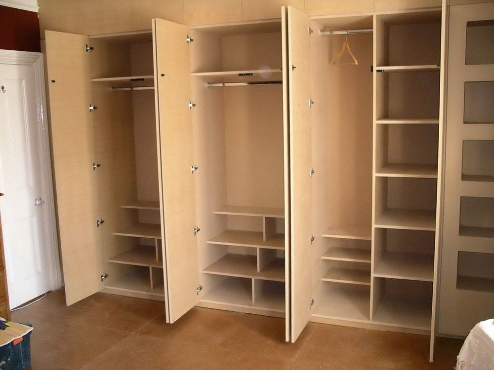 Wall To Wall Closet Plans   Knee Wall Room   Pinterest ...