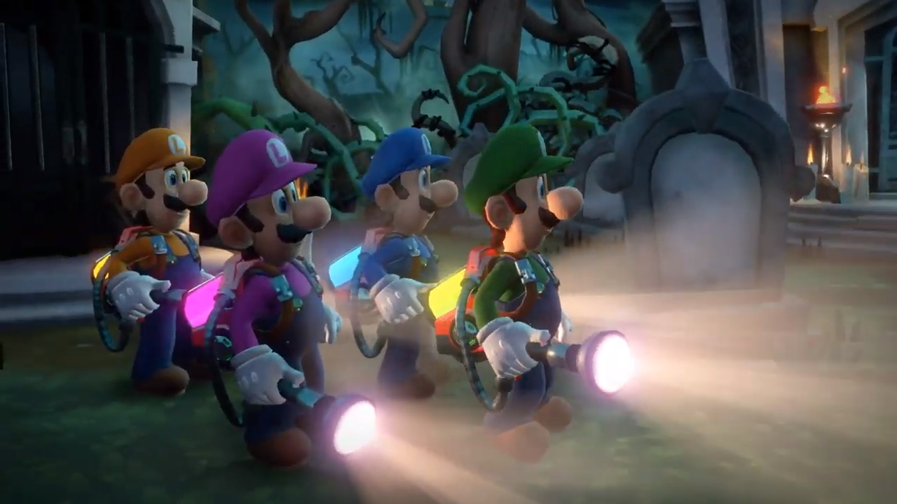 Nxpress Nintendo Podcast 183 Luigi S Mansion 3 And