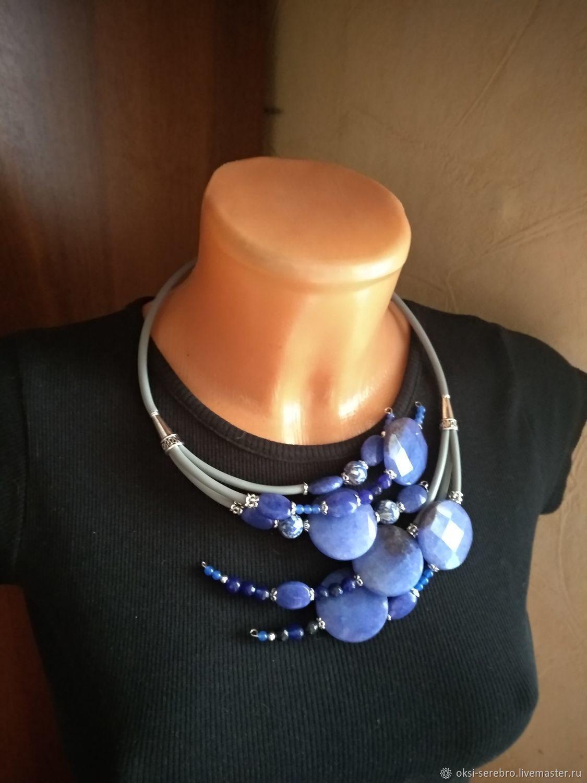 течение фото проволочное ожерелье с бусинами поделится вами подарить