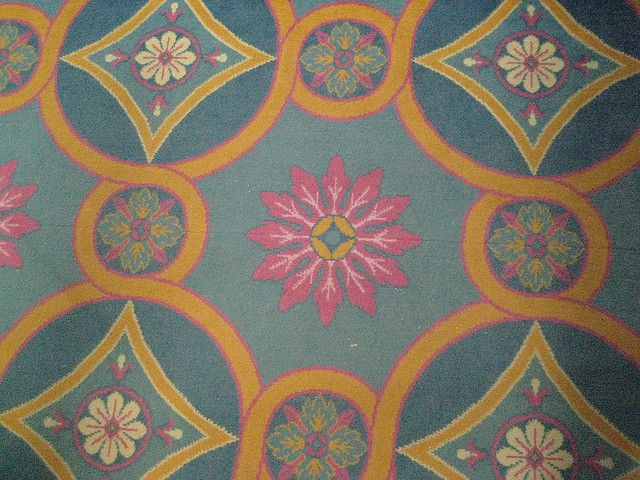 Carpet @ The Governor's Palace | Textiles and wallpapers ...