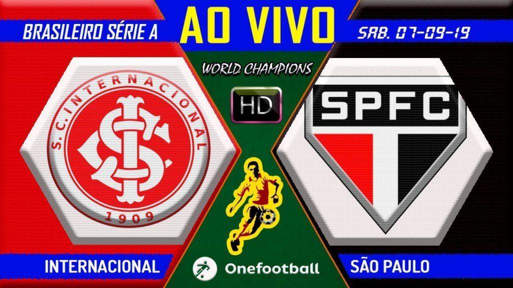 Acompanhe A Narracao Online De Internacional X Sao Paulo Futebol Ao Vivo Campeonato Brasileiro Futebol Stats Futebol Ao Vivo Campeonato Brasileiro Futebol