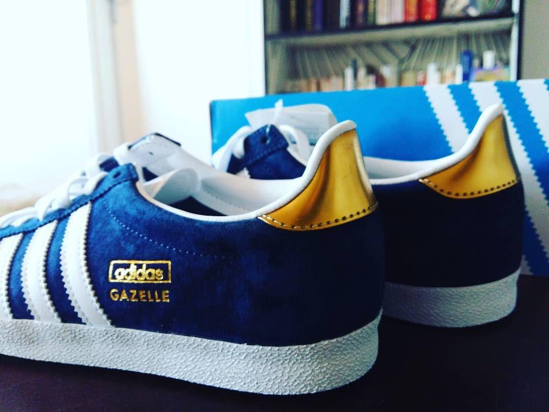 adidas gazelle bleu soldes