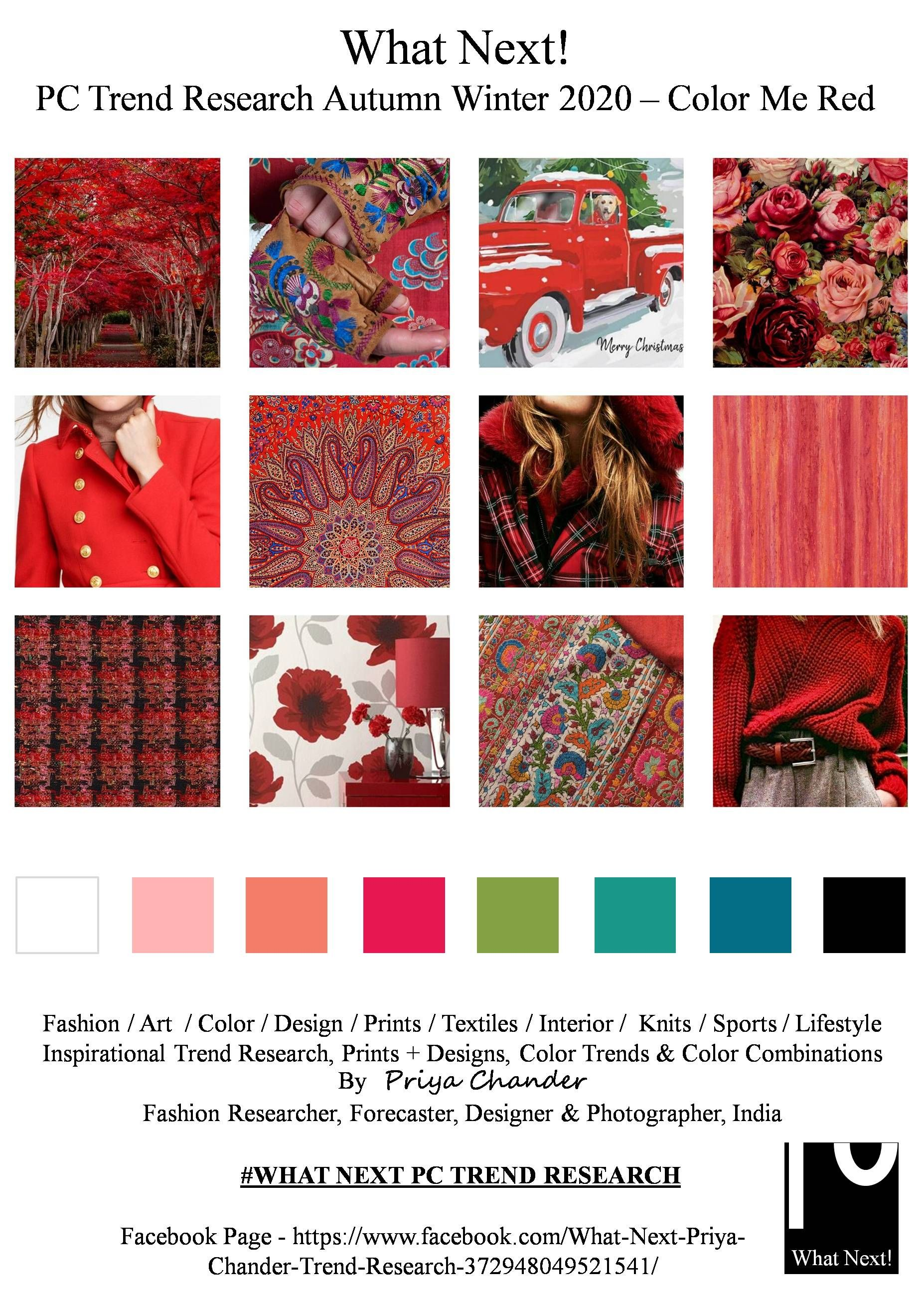 Pin By Sol Grau On Trendy 20 21 Color Trends Color Trend 2016 Fashion Forecasting