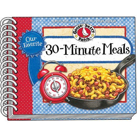 Our Favorite 30-Minute Meal Book