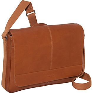 c9113b10c Kenneth Cole Reaction Come Bag Soon Colombian Leather Laptop & iPad  Messenger - eBags Exclusive - eBags.com