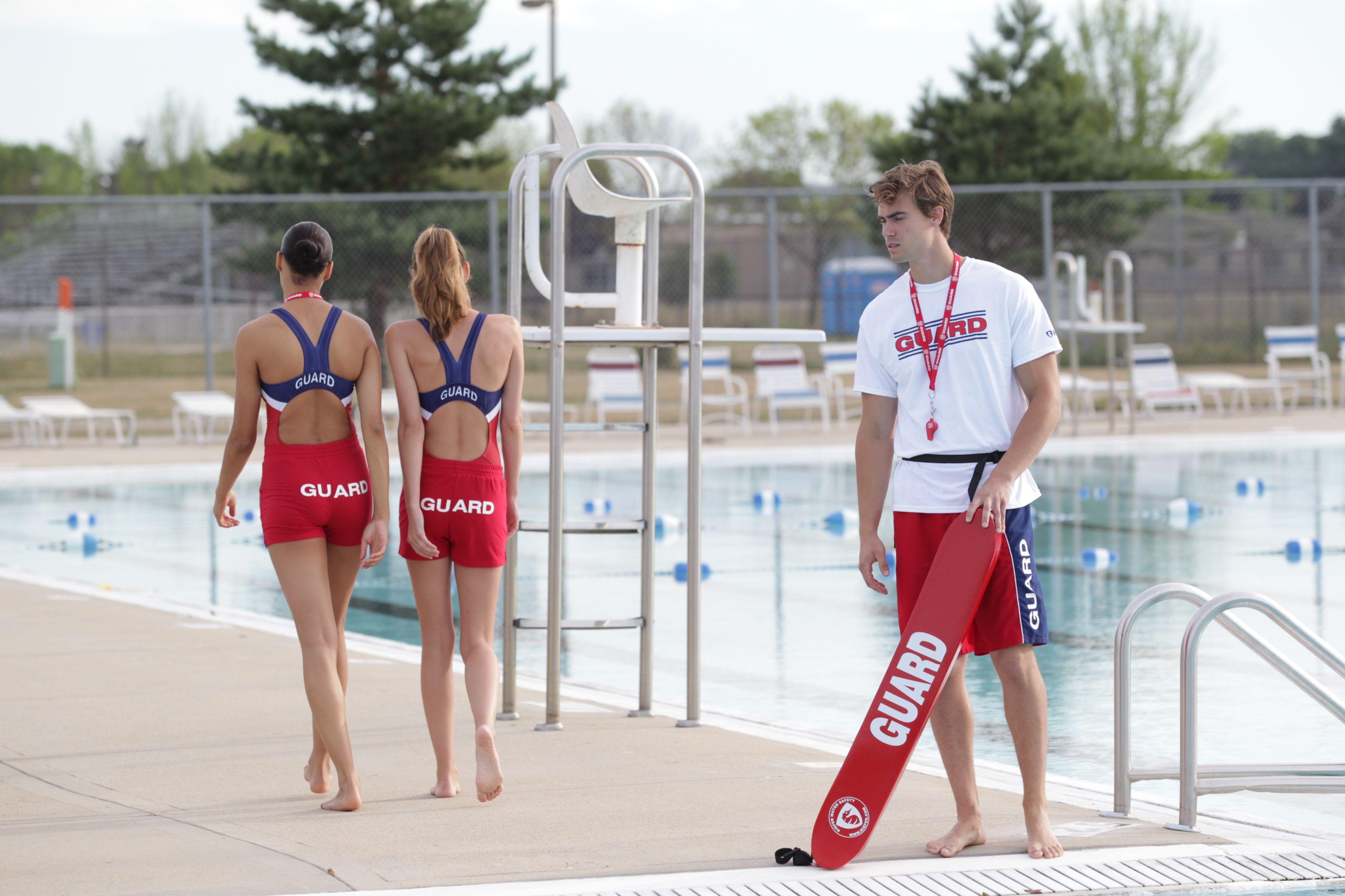 98c9d3ac8c01 Kiefer brand guard swimwear and apparel  lifeguard  apparel  swimming