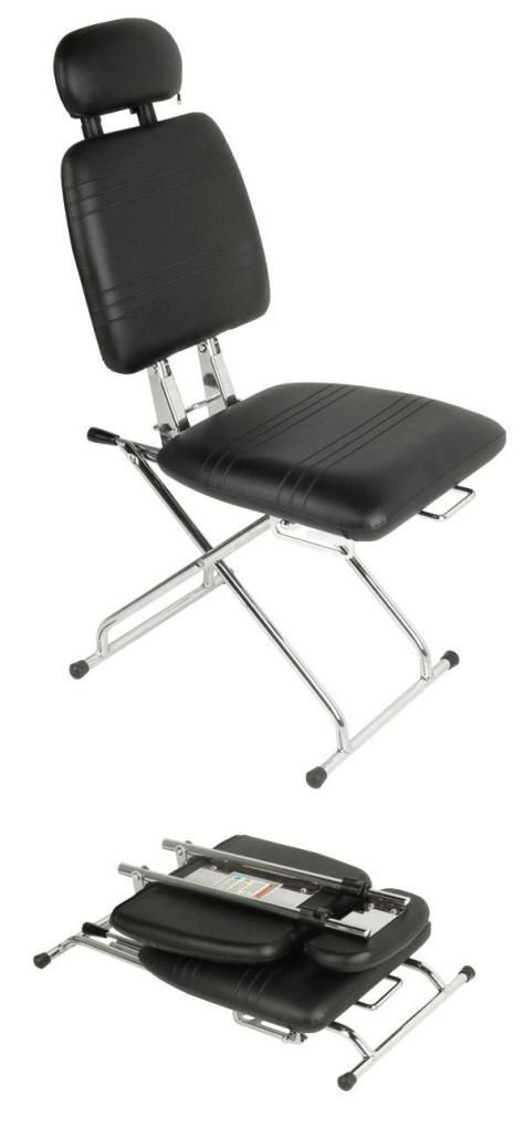 Image detail for the genie portable hair salon chair for for Salon furniture makeup station