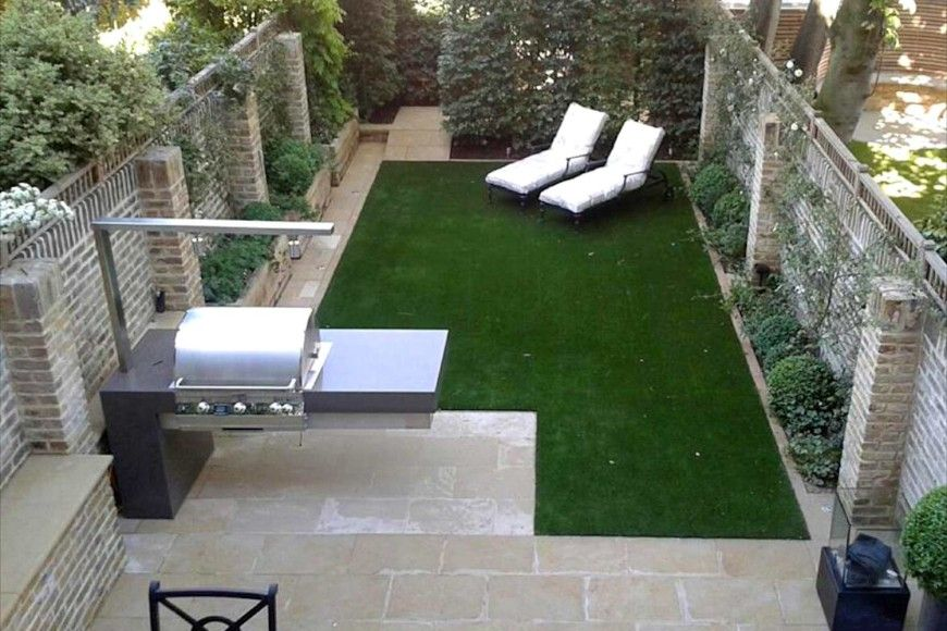 Sleek Modern Garden Knightsbridge London Uk Jo Thompson Landscape And Garden Design