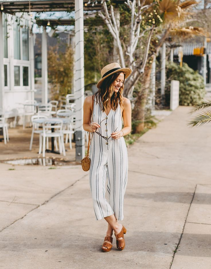 58 Spring Jumpsuits to Shop, Because Indulge Yourself, Won't You? #casualjumpsuit