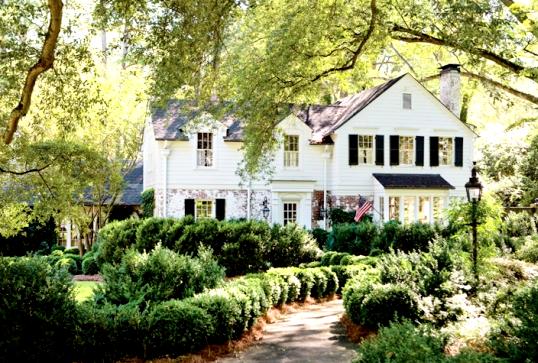 Dream House Exterior, Georgia