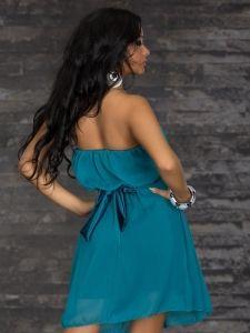 Vestido azul precioso!
