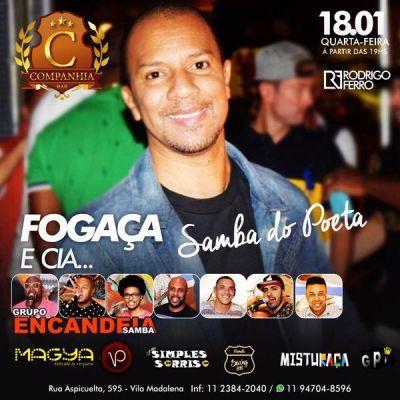 Companhia da Cerveja | Quarta no Cia da Cerveja com muito samba Informações no Link: http://www.baladassp.com.br/balada-sp-evento/Companhia-da-Cerveja/848 WhatsApp: 11 95167-4133