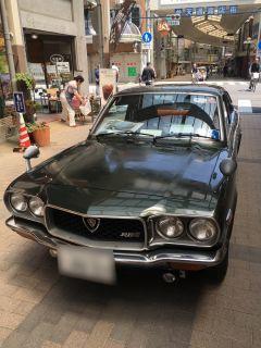 米軍のハーフトラックと昭和のカッコいい車を見てきました 旧車 マツダ クラッシックカー