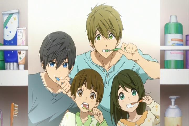 makoto tachinaba | Tumblr | Free anime, Free iwatobi, Anime
