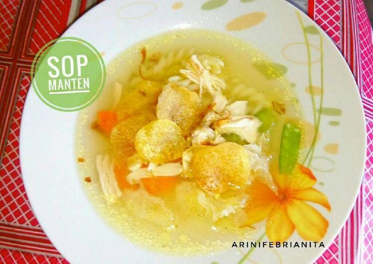 Resep Sop Manten Aka Sop Jowo Oleh Arini Febrianita Resep Masakan Resep Tumis