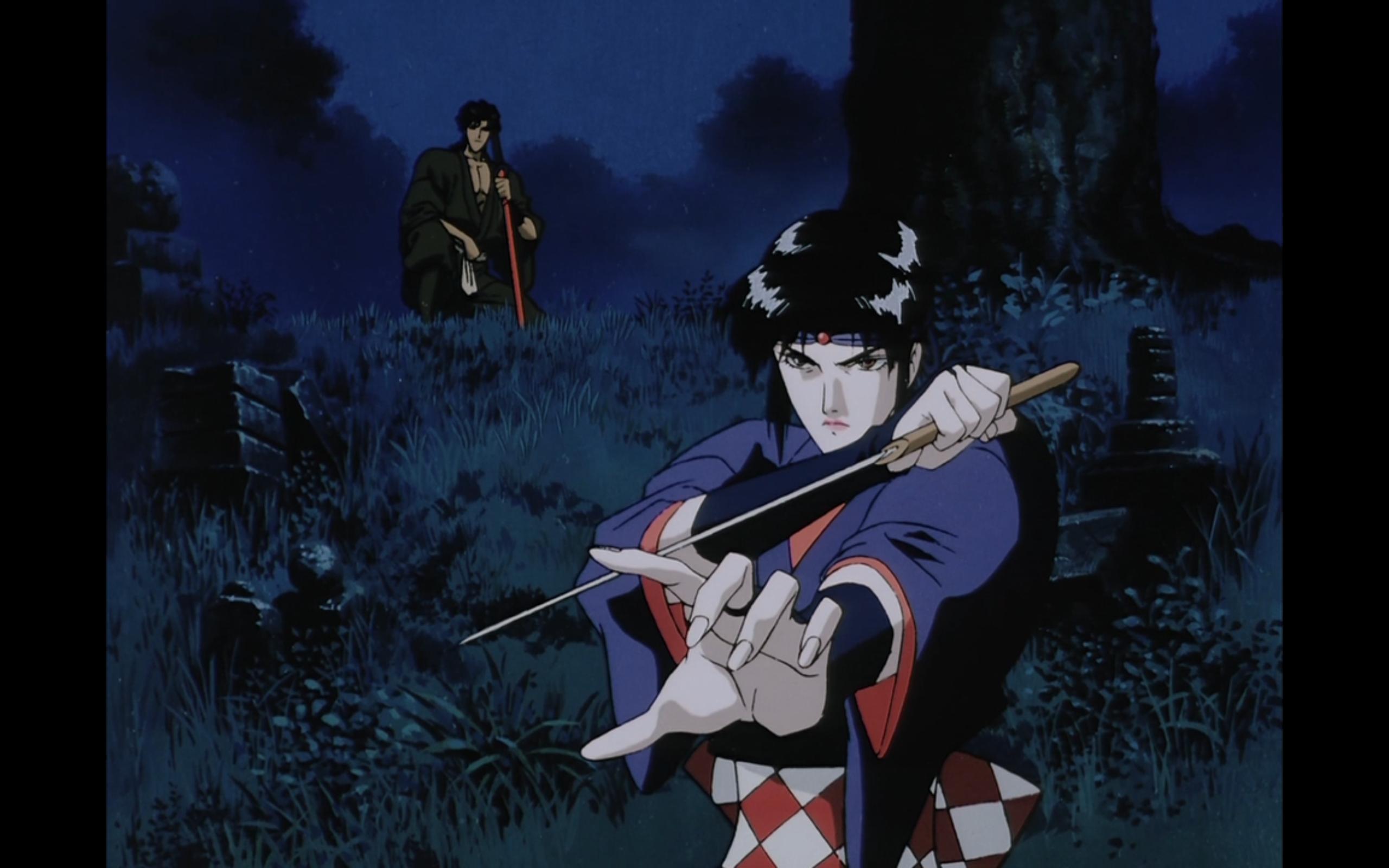 Ninja Scroll Ninja Scroll Anime Anime Anime Warrior