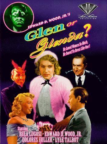 Glen or Glenda (1953) with Delores Fuller