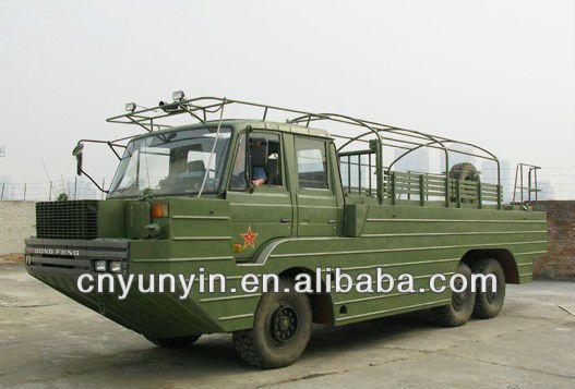 Dongfeng 6x6 Amphibious Boat Amphibious Vehicle For Sale Buy