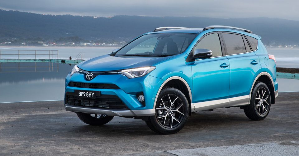 2017 Toyota RAV4 pricing and specs More equipment and