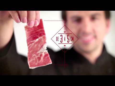 Anatomía del jamón serrano - YouTube