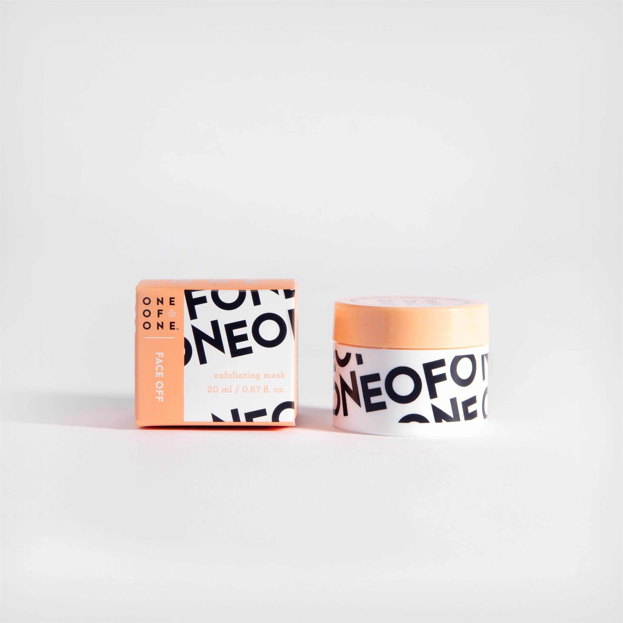 Photo of Face Off Exfoliating Mask