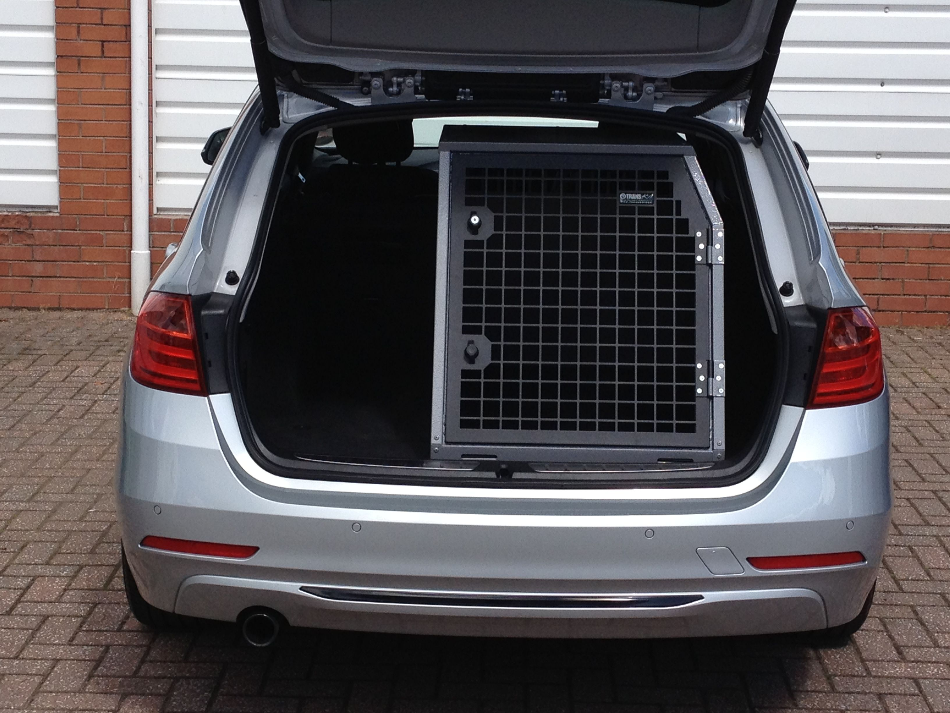 Transk9 B23 Bmw 3 Series Touring Dog Cage Dog Crate Www Transk9