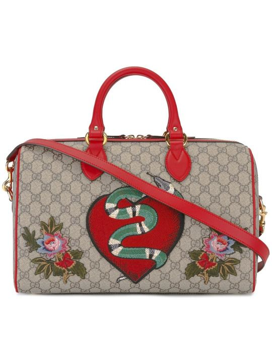44b189a7cb62 Limited Edition GG Supreme top handle bag Gucci gg top handle bag 409527  Gucci gg handle