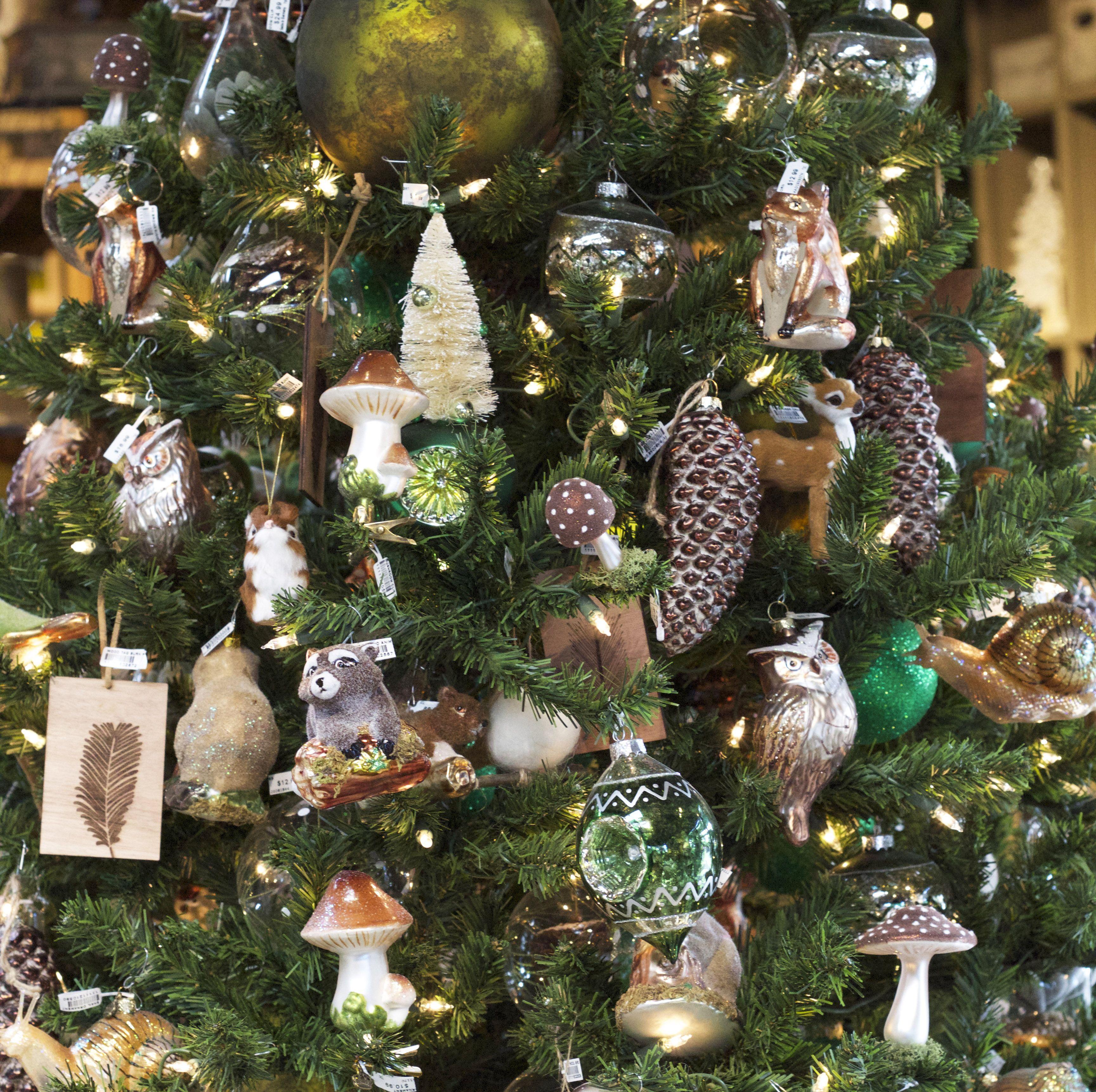 Woodland Ornaments So Cute