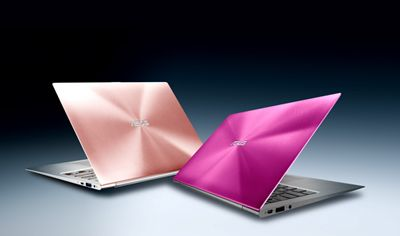 Asus Announces Rose Gold And Hot Pink Zenbooks For Women Gadgets Geniusbeauty Gadgets Rose Gold Hot Pink