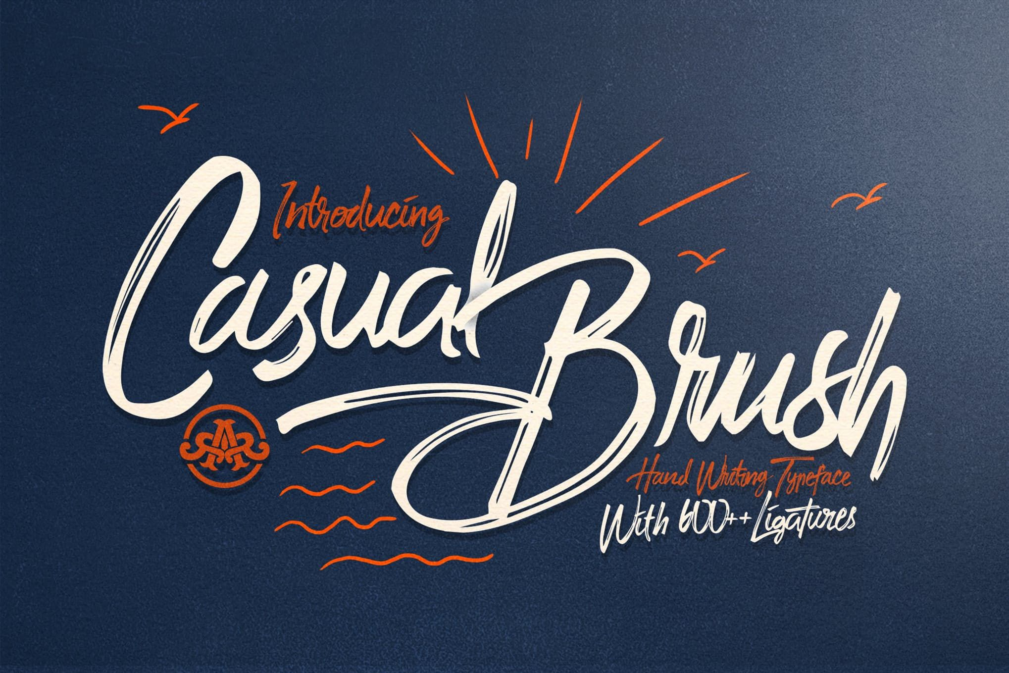 Download Casual Brush Fonts By Aiyari Subscribe To Envato