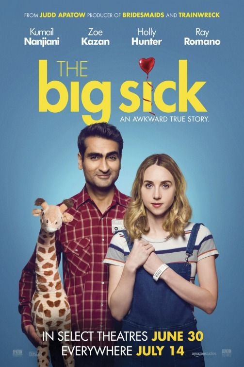 The Big Sick 2017 The Big Sick Sick Movie Movies Online