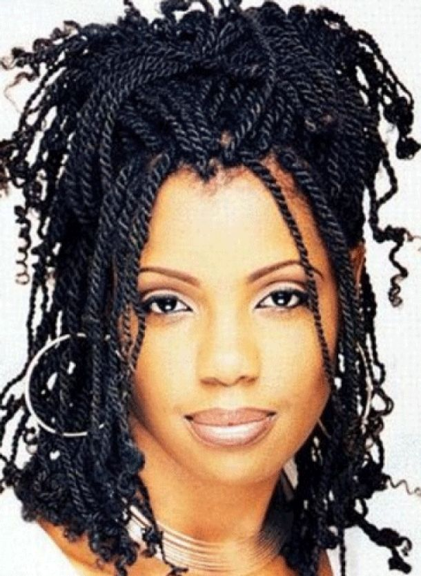 braided hairstyles black women