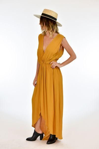 0d5b48a2869713 Handmade in Hawaii with Love! The Ainsley Dress is a maxi dress with ...