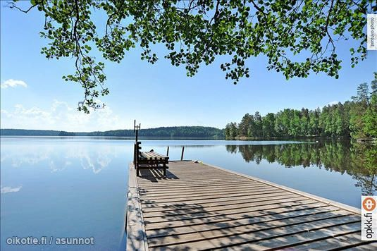 Myynnissä - Vapaa-ajan asunto, Torvoila, Hämeenlinna: 5h,k,vh,var,terassi - Pelto-Paavolantie 33, 14690 Hämeenlinna - Etelä-Hämeen OP-Kiinteistökeskus Oy LKV | Oikotie