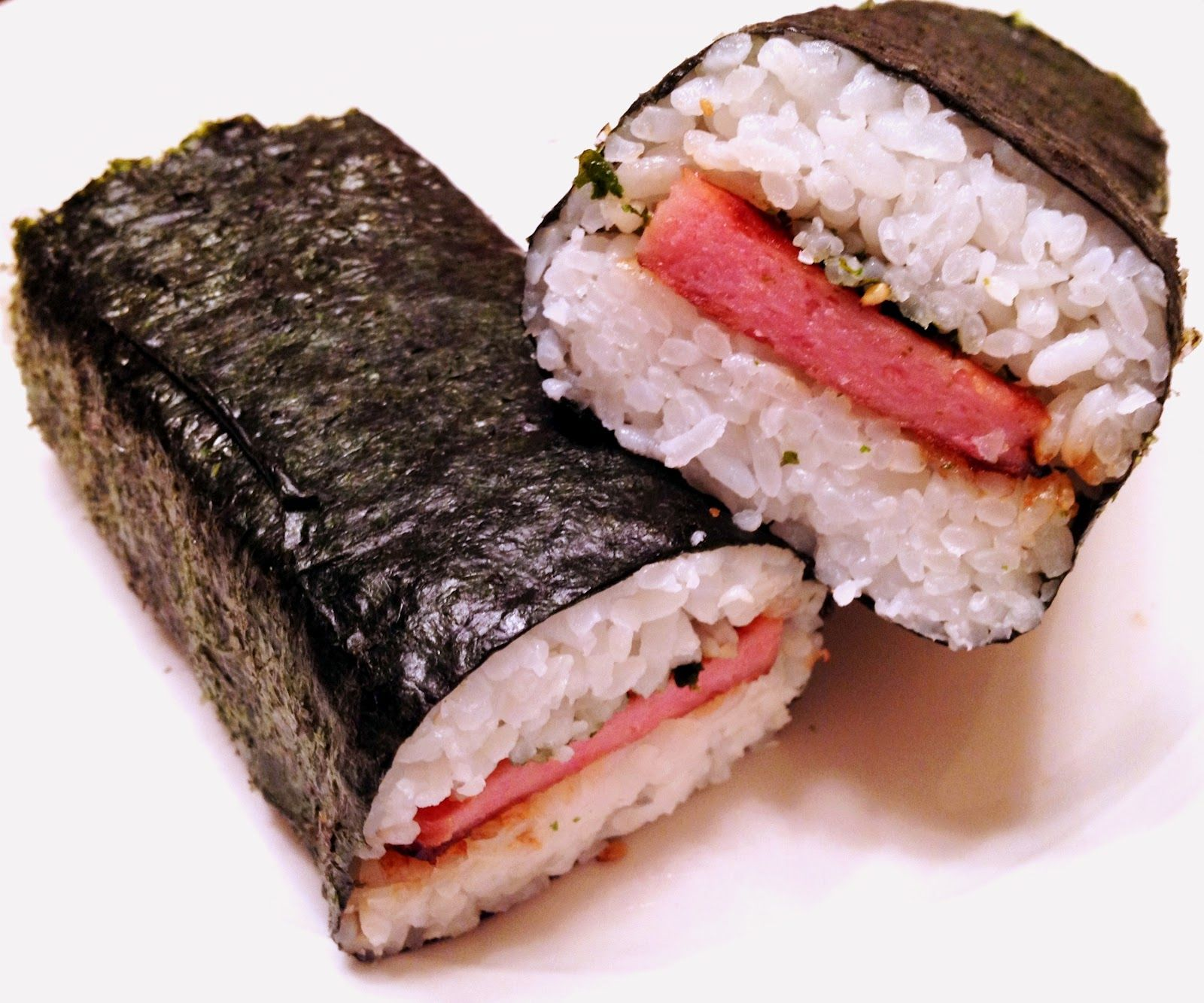 Kaukau time kaukau is a hawaiian pidgin slang word meaning kaukau is a hawaiian pidgin slang word meaning food or to eat spam musubi recipe note i prefer the method of boiling the sauce and then setting forumfinder Choice Image