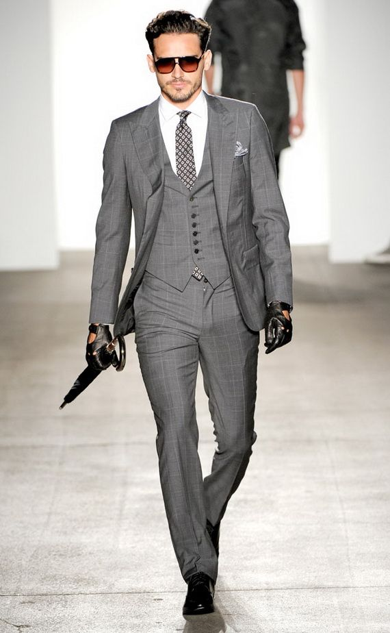 1000  images about Men suits on Pinterest | Grey, Fashion suits