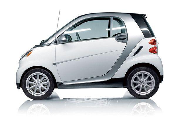 Las Mejores Máquinas Para Viajar Coche Inteligente Smart Fortwo Autos Pequeños