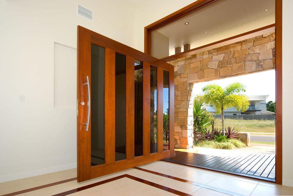 Extra Wide Hinged Doors