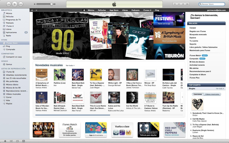 ¿Cómo solicitar una devolución en la iTunes Store?