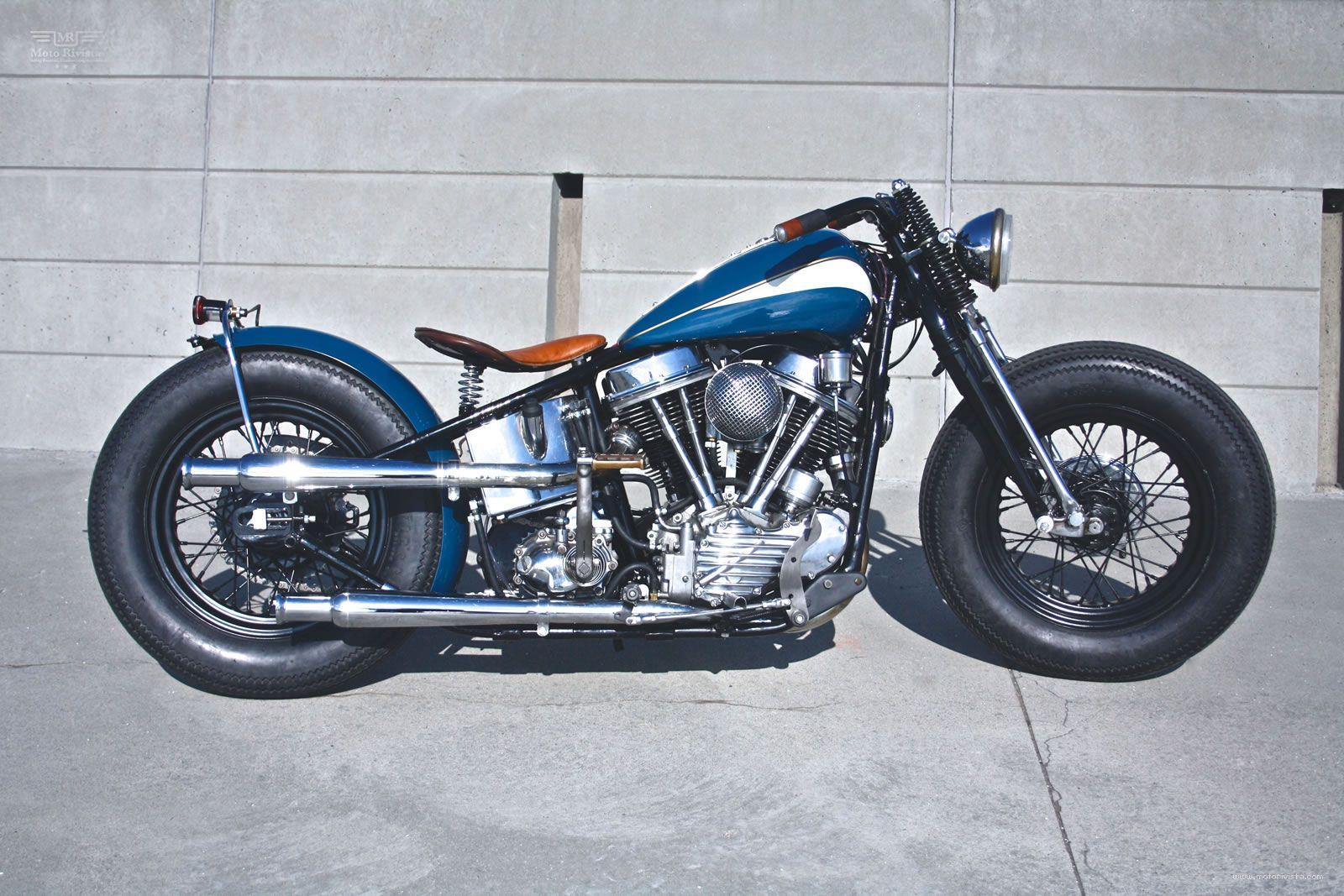 hight resolution of james from customs from jamesville has done it again this time he has created a bold and beautiful 48 custom panhead about a year ago i