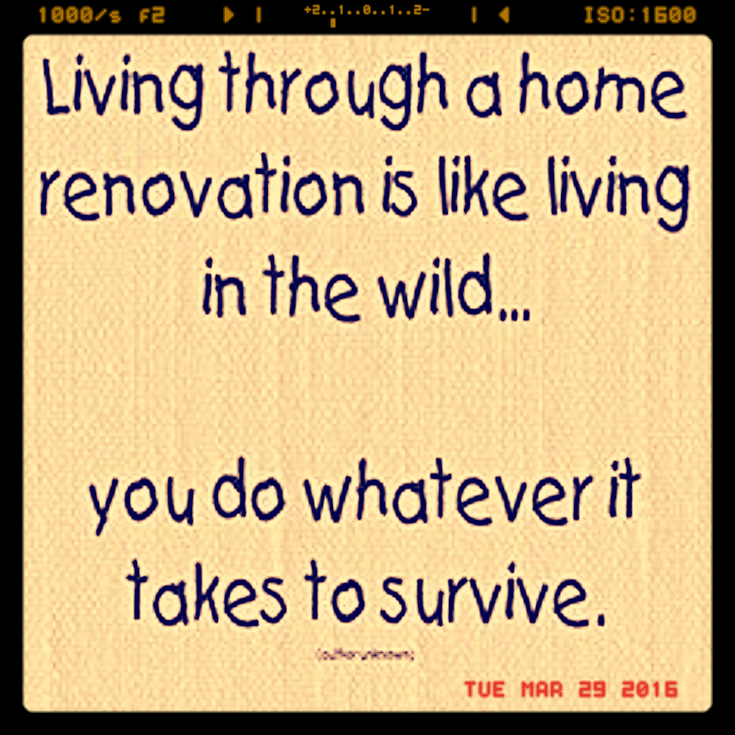 Before During After Renovation Quotes Home Quotes And Sayings Home Renovation
