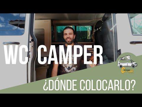 Wc En La Camper Donde Colocarlo Maxxcamp Soporte Wc Viajando