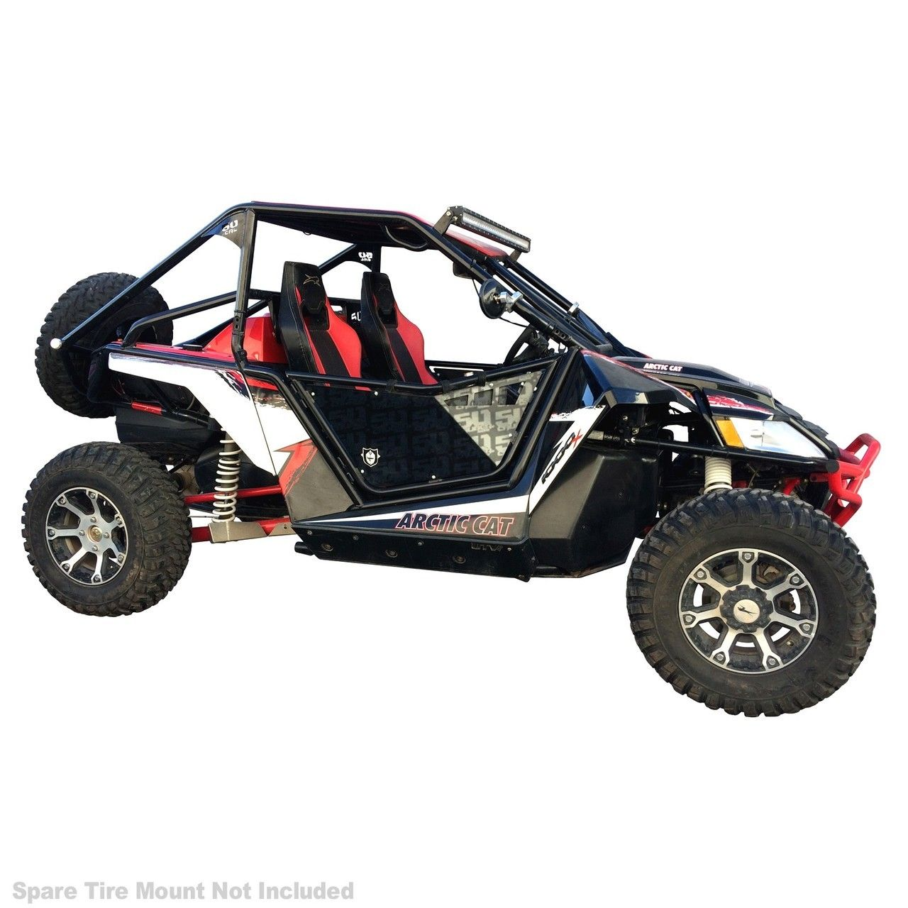 Arctic Cat Wildcat Roll Cage 50 Caliber Racing