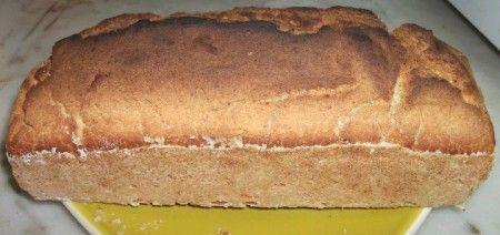 Pão de Forma Simples