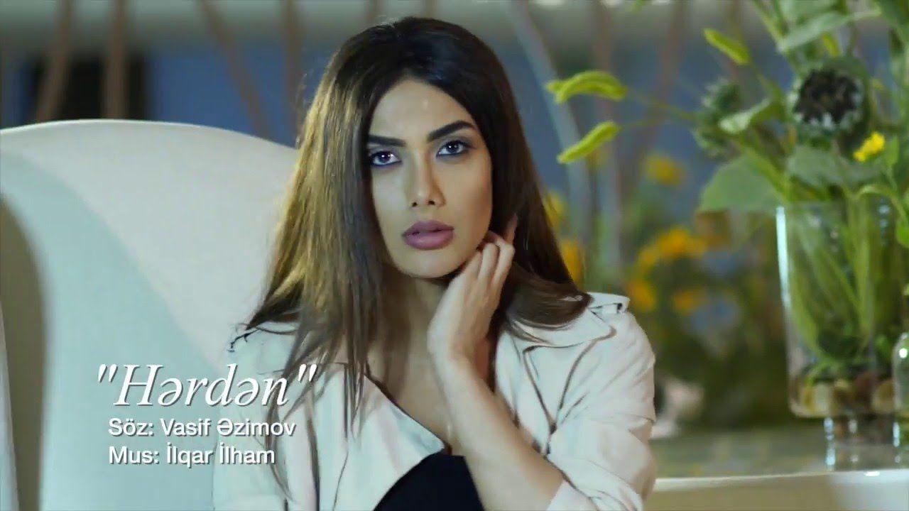 Sevil Sevinc Hərdən Official Music Video Music Videos Turkish Pop Pop Music