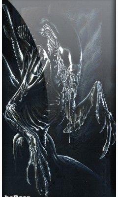 Fondo alien 01 360 hc para celular