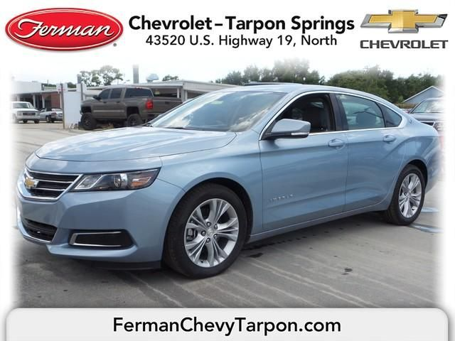 2015 Chevrolet Impala Lt Silver Topaz Lt Blue Chevrolet Impala Chevrolet Impala